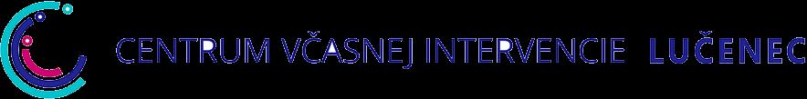 Centrum včasnej intervencie Lučenec Logo